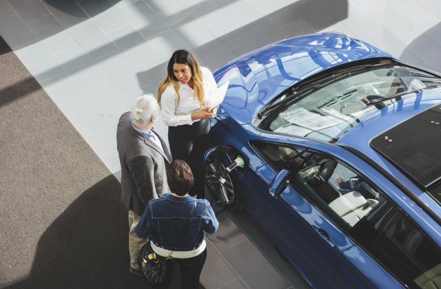 Must I Purchase a Vehicle From the Vehicle Dealer Or perhaps a Private Individual?