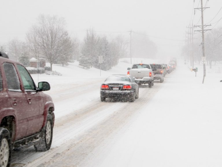 5 Existence-Saving Winter Driving Tips