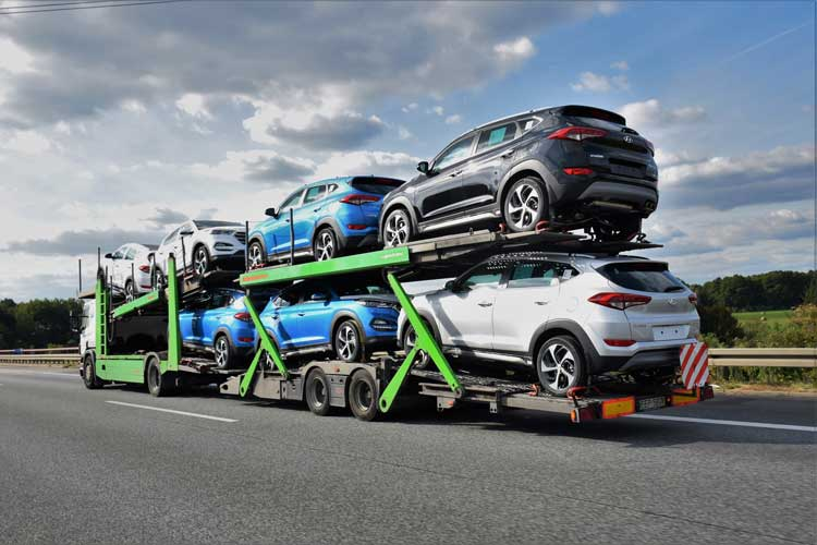 About Vehicle Shipping Cost