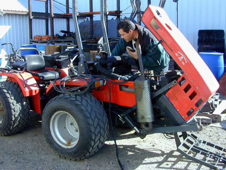 Troubleshooting Why Your Tractor Is Not Working